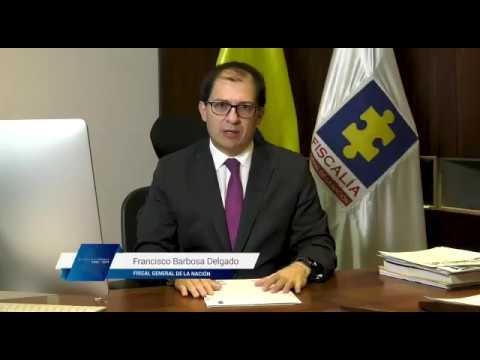 Mensaje del Fiscal General de la Nación a los funcionarios