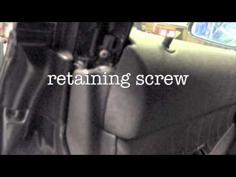 Audi A3 -01. How To Remove Door Panel Mp3