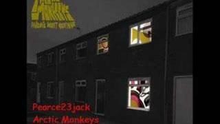 Arctic Monkeys - D Is For Danger - Favourite Worst Nightmare