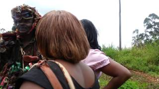 Vicky Ngamsha with Mental health people in Kumbo Cameroon 2015