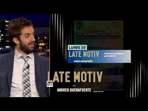 LATE MOTIV - David Broncano.