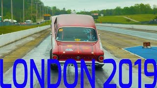 #2 Southeast Gassers OFFICIAL Race Recap London Dragway London, KY 5-5-19 Vintage Drag Racing