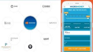 MicroMoney -  кредитное бюро и Big Data-платформа.