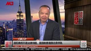 大事小评 | 陈小平:逃犯条例不是法律问题,是强制香港跟北京并轨 (20190612 第52期)