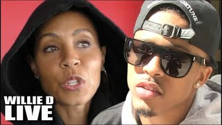 August Alsina Addresses Jada Pinkett Smith Calling Their Relationship an 'Entanglement'