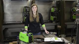 Forney Easy Weld® 100 ST Unboxing