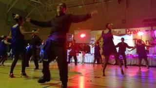 Salsa Dance (Conga)