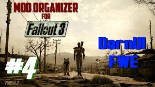 Mod Organizer for Fallout 3 No4 - DarnUI FWE and UI  HUD mods