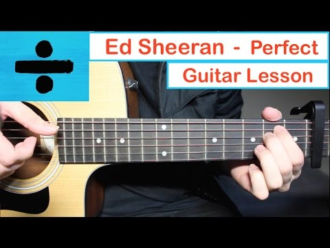 Watch Perfect - Ed Sheeran on YouTube