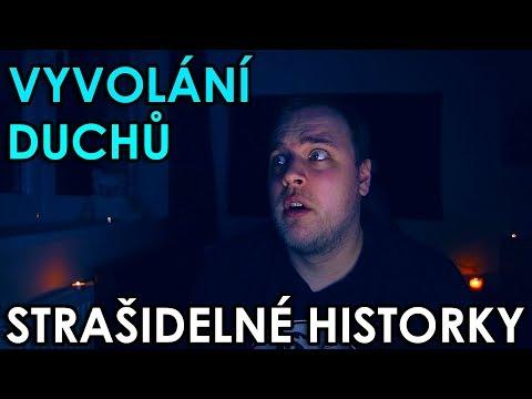 VYVOLÁNÍ DUCHŮ - STRAŠIDELNÉ HISTORKY #11