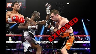 After cheating Manny Pacquiao, Terence Crawford exposed Jeff Horn!