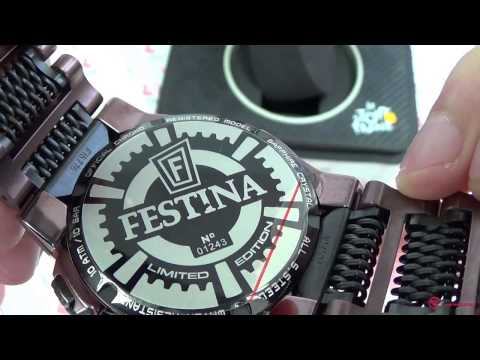 Festina – Chrono Bike – F16776/1