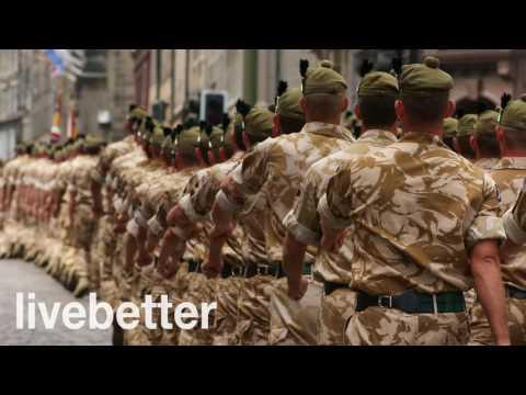 Las Mejores Marchas Militares del Mundo - Música Clásica Militar de Guerra y Combate
