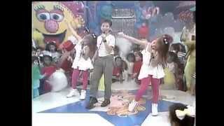 Relembrando Balão Mágico no Xou da Xuxa de 1989 sob direção de Marlene Mattos