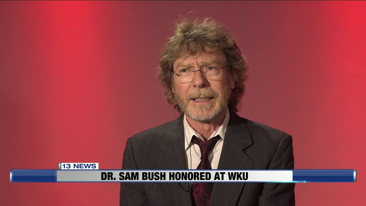 View from the Hill - Sam Bush receives Honorary Doctorate Video Preview