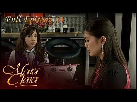 , title : 'Full Episode 54 | Mara Clara'