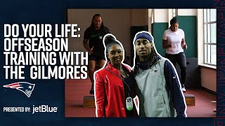 How an NFL Player Trains for the Football Season | Do Your Life: Stephon Gilmore