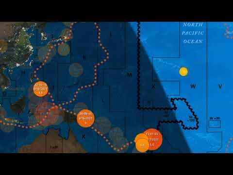Geochron Earthquake Layer