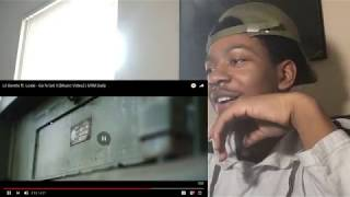 AMERICAN REACTS To Lil Berete Ft. Loski   Go N Get It [Music Video] | GRM Daily