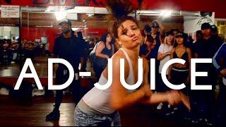 AD - JUICE - Choreo by @Willdabeast__   Shot by @spaniardaustin