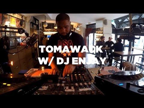 Tomawack w/ DJ Enjay • Special J Dilla Mix • Le Mellotron