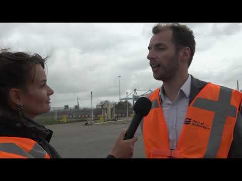 Vlog 4: Interview Robbert Janssen op de Maasvlakte
