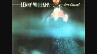 Lenny Williams-Lets talk it over