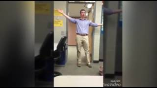 This Teacher Greets His Class The Same Way Every Day And Its Too Funny 1