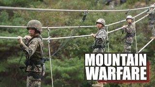 Aint No Mountain High Enough | III MEF Trains With ROK Marines