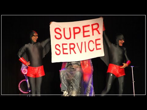 foolpool - performance show walkact video preview