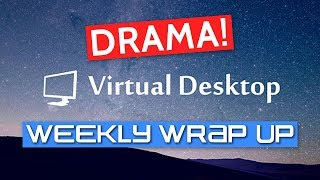 oculus quest alvr vs virtual desktop - TH-Clip