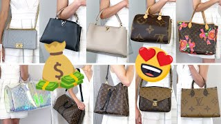 My ENTIRE Designer Bag Collection 💯 MOD SHOTS | 22 Handbags | ✅ BEST & ⛔ WORST