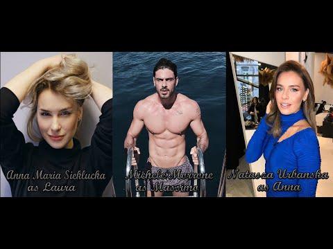 365days main cast ( Anna, Laura, & Massimo )