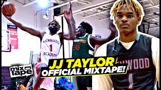 5 Star JJ Taylor Is The NEXT STAR Player From Chicago! OFFICIAL Mixtape!