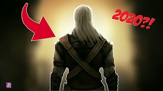 Playing THE WITCHER IN 2020