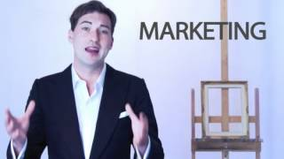 Overcoming 3rd Mistake: Marketing Yourself as an Artist, Getting Exposure for Your Art.mp4