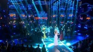Полина Гагарина — «A Million Voices». Точь-в-точь. Фрагмент выпуска от 19.04.2015