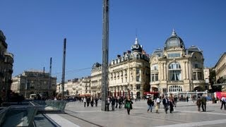 preview picture of video 'Sortir en Vidéos vous propose de découvrir la ville de Montpellier.'