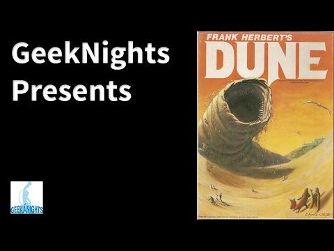 Dune Review - GeekNights Presents