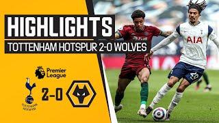 Tottenham 2-0 Wolves Pekan 36