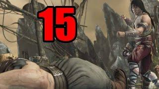 Mortal Kombat X Story Mode Pt.15 -  RAIDEN IS A G!