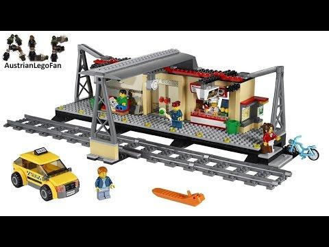 Vidéo LEGO City 60050 : La gare
