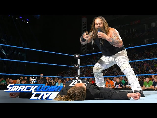 WWE SmackDown Results 2nd August 2016, Latest WWE Tuesday