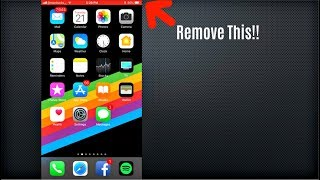 [Tip] iOS 11 Screen Recording without Red Status Bar READ DESCRIPTION!!!