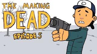 Ходячие мертвецы (TWD)episode 5:Трудный выбор