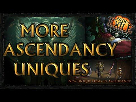 Download Path Of Exile: New Ascendancy Uniques Part 2 HD Mp4 3GP Video and MP3