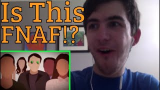 """Is This FNAF!"" Reacting To Game Theory: You Give Them Life"
