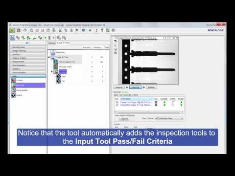 Impact Lite - PassFail Output Tutorial