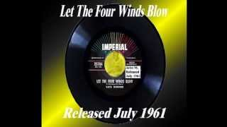 Let The Four Winds Blow - Fats Domino (July 1961) HQ