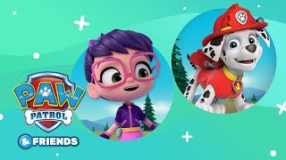 PAW Patrol & Abby Hatcher | Compilation #25 | PAW Patrol Official & Friends